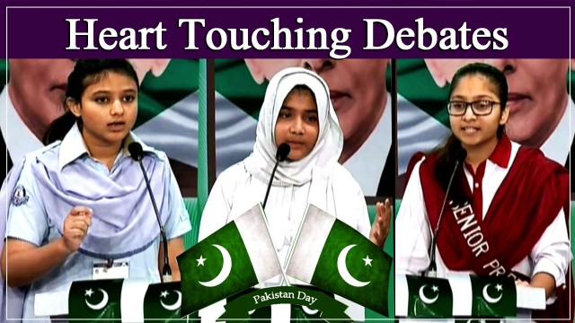 Agar Pakistan Na Banta To?? || Heart Touching Debates || Pakistan Resolution 23rd March 1940.