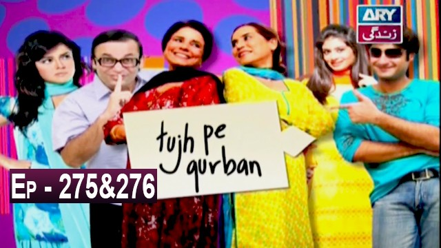 Tujh Pe Qurban Episode 275 & 276 | 23rd March 2020