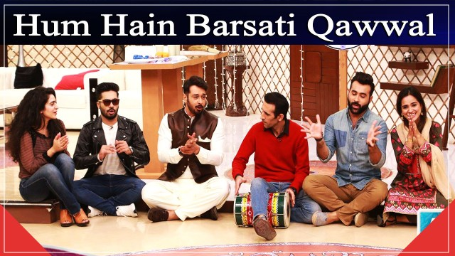 Hum Hain Barsati Qawwal – Unique Style Of Qawwali [Funny Clip] || Must Watch.