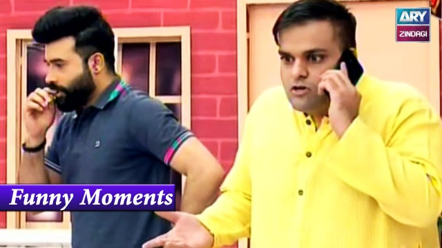 Once Upon a Time [Funny Moments of Aadi & Faizan] | Salam Zindagi