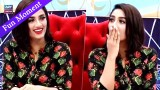 Game Segment [Han Nahi Pata Nahi] | Fun Moment – Mathira & Faisal Qureshi