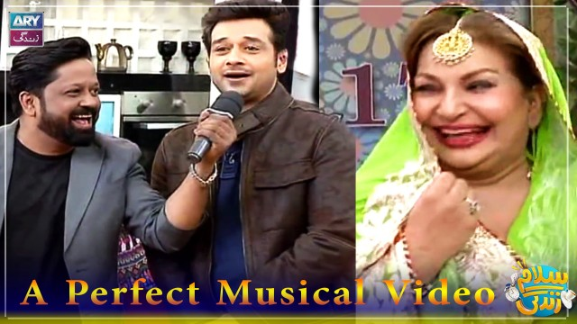 70's Vs 17's Songs Performed By Kashif And Faysal Qureshi, Dance By Sangeeta And Mrs.Khan