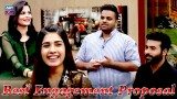 Finally Mahi Ne Aadi Ke Liye Han Kardi – Engagement Proposal – Aadi Adeel & Mahi Baloch