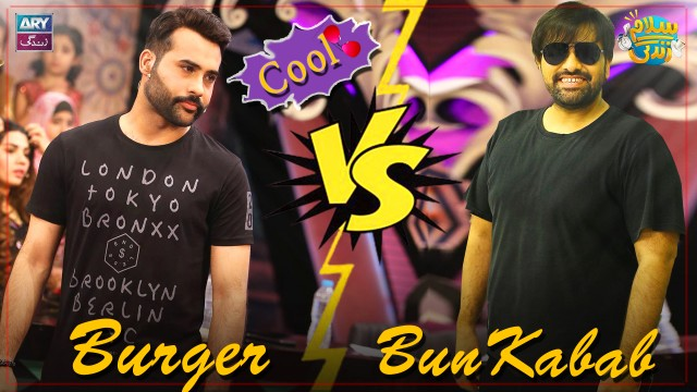 This Is The Battle Between Burger & BunKabab