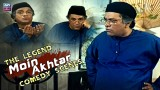 """The Legend """"Moin Akhtar"""" Best Comedy Scenes Compilation 