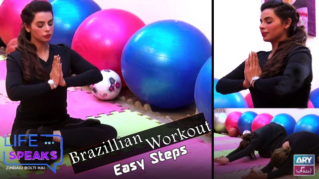 Burn Your Fat Quickly With Brazilian Workout – Complete Steps