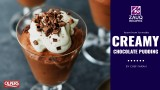Easy Recipe For Creamy Chocolate Pudding By Chef Farah Muhammad – Kid's Favorite
