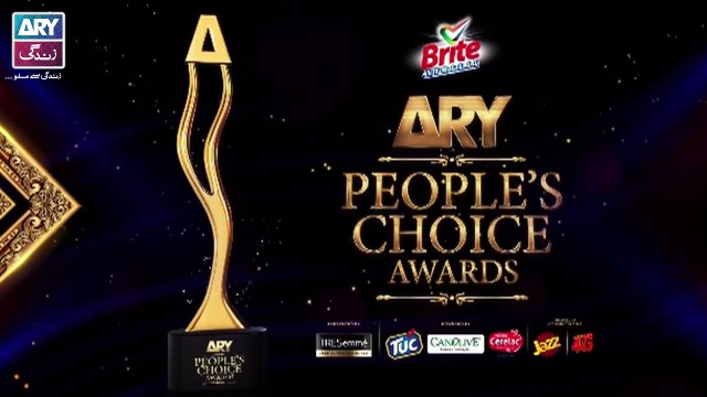 The First ARY People's Choice Awards | Ahmed Ali Butt & Vasay Chaudhry | ARY Zindagi