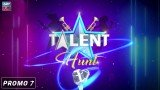 Check Out The Final Promo Of Talent Hunt   ARY Zindagi
