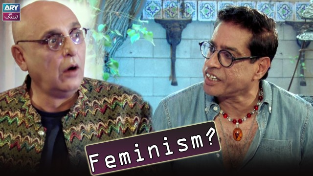 What Is Amin Gulgee's Point Of View About Feminism?