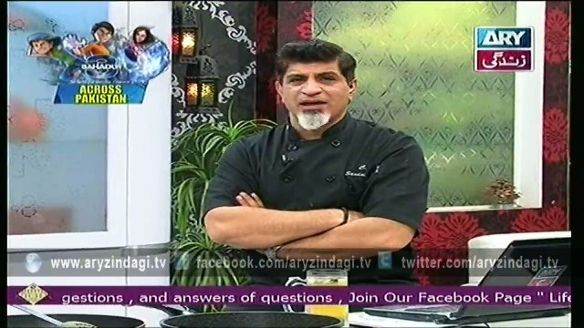 Lifestyle Kitchen 27th May 2015