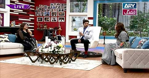 Salam Zindagi With Faysal Qureshi 30th March 2016 Part 1