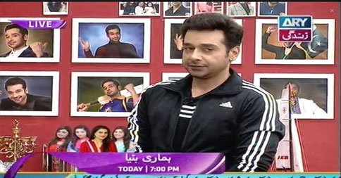 Salam Zindagi With Faysal Qureshi 21st March 2016