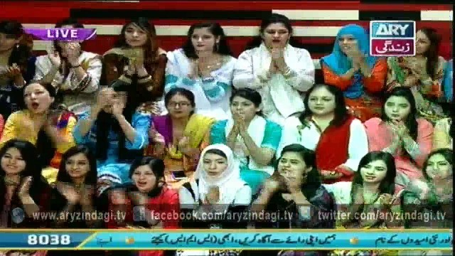 Salam Zindagi Launch Show 13th March 2016