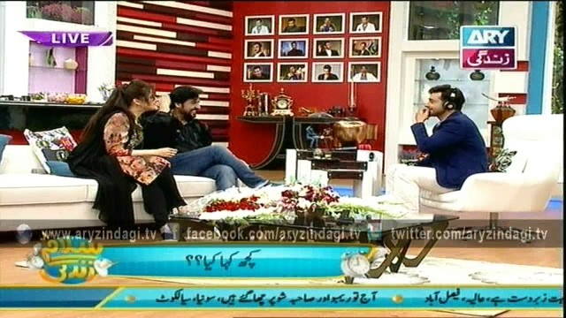 Salam Zindagi With Faysal Qureshi 16th March 2016