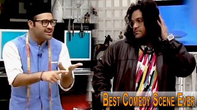 Aadi & Faizan Best Comedy Scene Ever || Unstoppable Laughter – Salam Zindagi With Faisal Qureshi.