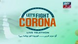 Lets Fight Corona Live Telethon FOR PM'S COVID-19 RELIEF FUND