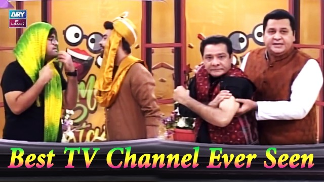 Best Punjabi Funny Trend   Which Channel You Love The Most   Salam Zindagi