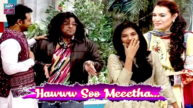 My Name Is HSM [Haaawww Soo Meetha] – Aadi Adeal As A Mashoor Designer | Fun Moments