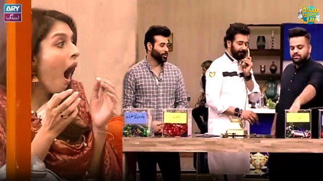 Dabbe Main Dabba, Dabbe Main Cake – Most Interesting Segment