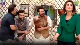 Funniest Moment's of Salam Zindagi – Aadi,Faizan And Faysal Qureshi