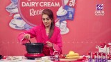 Don't forget to watch the making of 'Zafrani Firni' with Chef Farah in Zauq Recipes